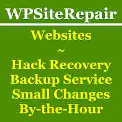WPSiteRepair.com Button Link
