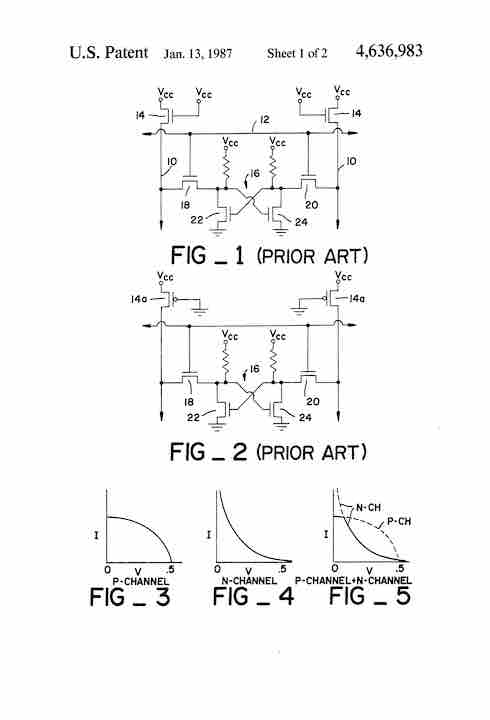 Patent-US4636983-drawings-page-1