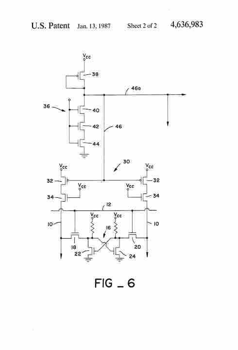 Patent-US4636983-drawings-page-2
